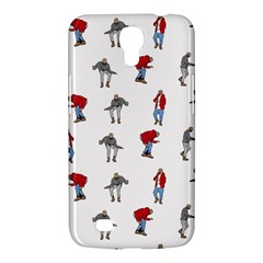 Hotline Bling White Background Samsung Galaxy Mega 6.3  I9200 Hardshell Case