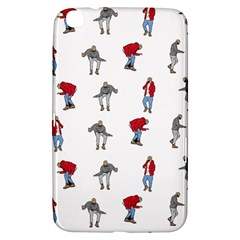 Hotline Bling White Background Samsung Galaxy Tab 3 (8 ) T3100 Hardshell Case