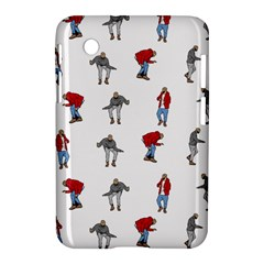 Hotline Bling White Background Samsung Galaxy Tab 2 (7 ) P3100 Hardshell Case