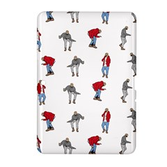 Hotline Bling White Background Samsung Galaxy Tab 2 (10.1 ) P5100 Hardshell Case