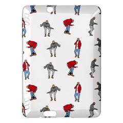 Hotline Bling White Background Kindle Fire HDX Hardshell Case