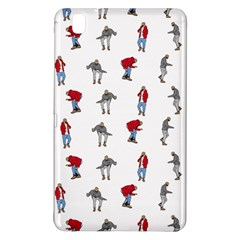 Hotline Bling White Background Samsung Galaxy Tab Pro 8.4 Hardshell Case