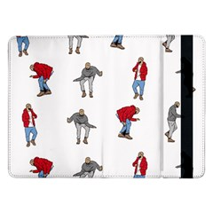 Hotline Bling White Background Samsung Galaxy Tab Pro 12.2  Flip Case