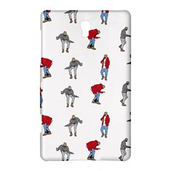 Hotline Bling White Background Samsung Galaxy Tab S (8.4 ) Hardshell Case