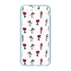 Hotline Bling White Background Apple Seamless iPhone 6/6S Case (Color)