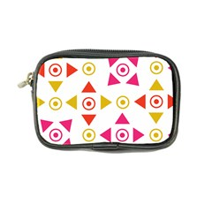 Spectrum Styles Pink Nyellow Orange Gold Coin Purse