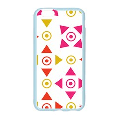 Spectrum Styles Pink Nyellow Orange Gold Apple Seamless iPhone 6/6S Case (Color)