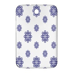 Snow Blue White Cool Samsung Galaxy Note 8.0 N5100 Hardshell Case