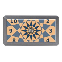 Stellated Regular Dodecagons Center Clock Face Number Star Memory Card Reader (Mini)