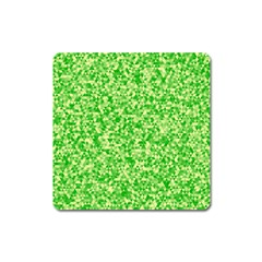 Specktre Triangle Green Square Magnet