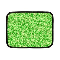 Specktre Triangle Green Netbook Case (Small)