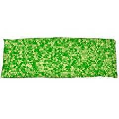 Specktre Triangle Green Body Pillow Case (Dakimakura)