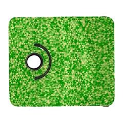Specktre Triangle Green Galaxy S3 (Flip/Folio)