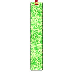 Specktre Triangle Green Large Book Marks