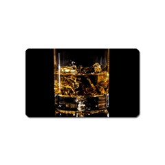 Drink Good Whiskey Magnet (Name Card)