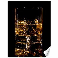 Drink Good Whiskey Canvas 36  x 48
