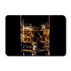 Drink Good Whiskey Small Doormat