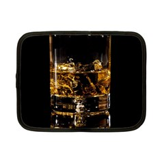 Drink Good Whiskey Netbook Case (Small)