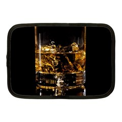 Drink Good Whiskey Netbook Case (Medium)