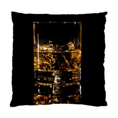 Drink Good Whiskey Standard Cushion Case (Two Sides)