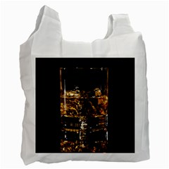 Drink Good Whiskey Recycle Bag (Two Side)