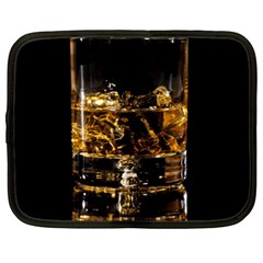 Drink Good Whiskey Netbook Case (XL)