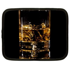 Drink Good Whiskey Netbook Case (XXL)