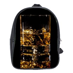 Drink Good Whiskey School Bags(Large)