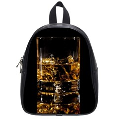 Drink Good Whiskey School Bags (Small)