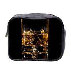 Drink Good Whiskey Mini Toiletries Bag 2-Side