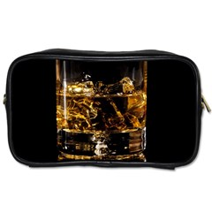 Drink Good Whiskey Toiletries Bags 2-Side