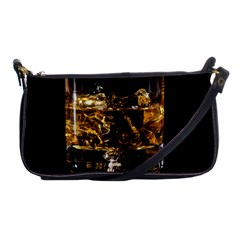 Drink Good Whiskey Shoulder Clutch Bags