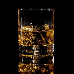 Drink Good Whiskey Magic Photo Cubes