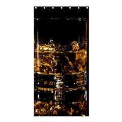 Drink Good Whiskey Shower Curtain 36  x 72  (Stall)