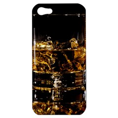 Drink Good Whiskey Apple iPhone 5 Hardshell Case