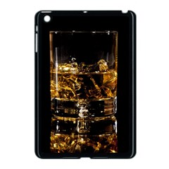 Drink Good Whiskey Apple iPad Mini Case (Black)