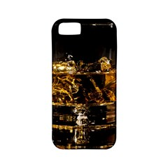 Drink Good Whiskey Apple iPhone 5 Classic Hardshell Case (PC+Silicone)