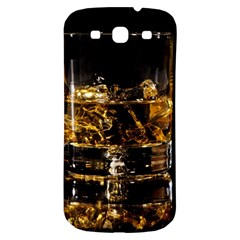 Drink Good Whiskey Samsung Galaxy S3 S III Classic Hardshell Back Case