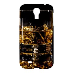 Drink Good Whiskey Samsung Galaxy S4 I9500/I9505 Hardshell Case