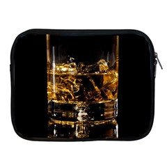 Drink Good Whiskey Apple iPad 2/3/4 Zipper Cases