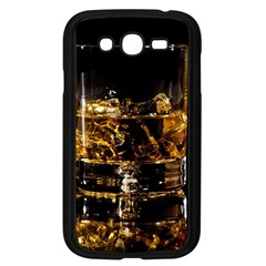Drink Good Whiskey Samsung Galaxy Grand DUOS I9082 Case (Black)