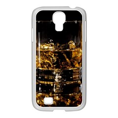 Drink Good Whiskey Samsung GALAXY S4 I9500/ I9505 Case (White)