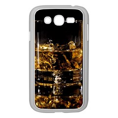 Drink Good Whiskey Samsung Galaxy Grand DUOS I9082 Case (White)