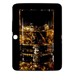 Drink Good Whiskey Samsung Galaxy Tab 3 (10.1 ) P5200 Hardshell Case