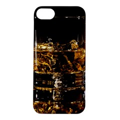 Drink Good Whiskey Apple iPhone 5S/ SE Hardshell Case