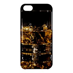 Drink Good Whiskey Apple iPhone 5C Hardshell Case