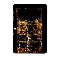 Drink Good Whiskey Samsung Galaxy Tab 2 (10.1 ) P5100 Hardshell Case