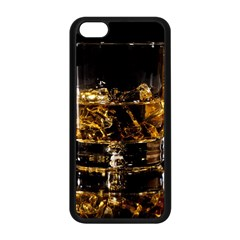 Drink Good Whiskey Apple iPhone 5C Seamless Case (Black)