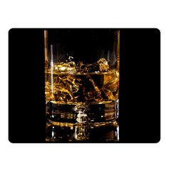 Drink Good Whiskey Double Sided Fleece Blanket (Small)