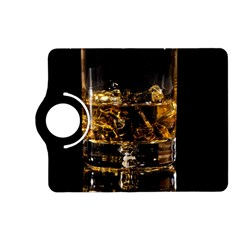 Drink Good Whiskey Kindle Fire HD (2013) Flip 360 Case